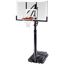Swish on this Portable Hoop